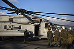 Lt. Gen. Toolan visits Marines on PTA during Exercise Lava Viper 150110-M-QQ799-124.jpg