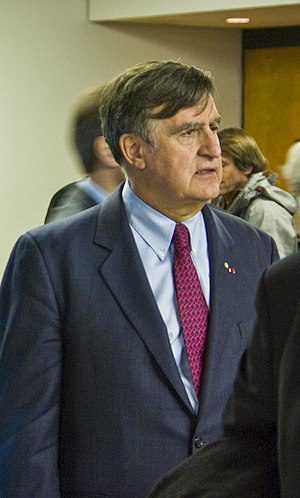 Quebec referendum, 1995 - Lucien Bouchard, Federal Leader of the Opposition