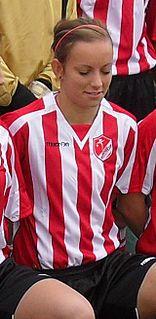 Lucy Staniforth Footballer