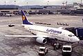 Lufthansa Boeing 737-500; D-ABIM@ZRH,08.02.1995 (5217450222).jpg
