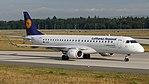 Lufthansa CityLine Embraer ERJ-190 (D-AECC) at Frankfurt Airport.jpg