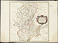 Lugdunensis Prima, cujus metropolis Lugdunum Segusianorum Province de Lyon ou sont les dioeceses de lArchevesche de Lyon, et des Evesches dAutun, Chailon, Mascon, et Langres (5120546027).jpg