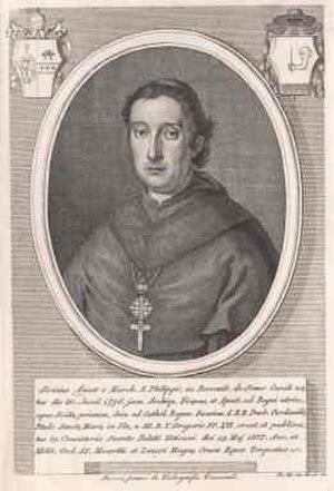 Luigi Amat di San Filippo e Sorso - Image: Luigi Amat di San Filippo e Sorso Kardinal