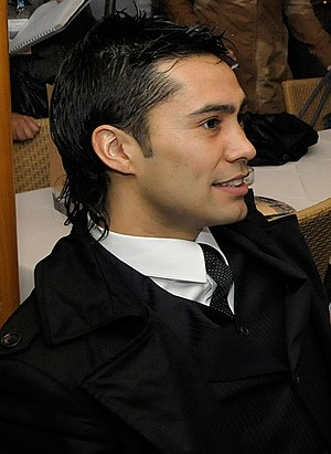 Luis Antonio Jiménez - Jiménez in 2011