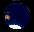 Lunar eclipse from moon-1973Jul15.png