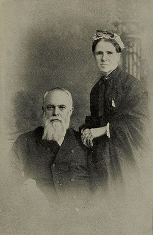 Luther Halsey Gulick Sr. - Luther Halsey and Louisa Lewis Gulick
