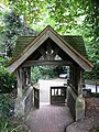 Lych Gate, Streat Church - geograph.org.uk - 1488127.jpg