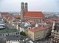 München, Frauenkirche vom Alten Peter 2007-10.jpg