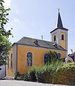 Münster Sarmsheim Evangelische Kirche 20100824