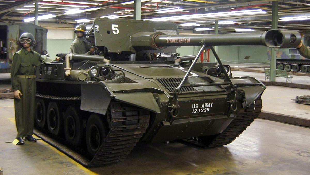 Danville Tank Museum Car Show