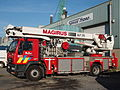 MAN, Magirus ALP 270, Fire Technics NV, Fire engine, Brandweer Antwerpen pic4.JPG