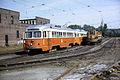MBTA 3327 at Watertown in 1967.jpg