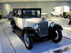 Mercedes-Benz 8/38 PS 1927