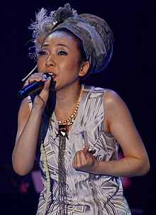 MISIA - Centennial Cherry Blossom Festival Opening Ceremony at the Walter E. Washington Convention Center in Washington, D.C., USA.jpg