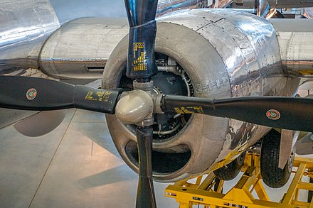 B-29 Enola Gay at the Steven F. Udvar-Hazy Center MJR 20190705 00238.jpg
