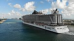 MSC Seaside Leaving Port of Miami.jpg