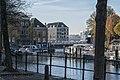 Maartensgat met zicht op de Bomkade, Dordrecht (24569991881).jpg