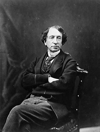 John A. Macdonald - Macdonald in the 1870s