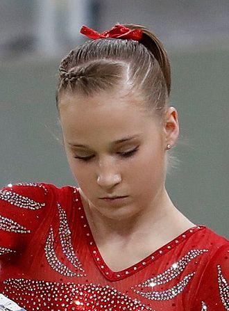 Madison Kocian - Kocian at the 2016 Summer Olympics