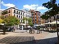 Madrid - Malasaña, Plaza Juan Pujol 1.jpg