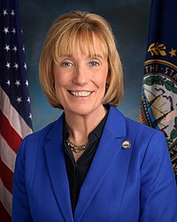 Maggie Hassan Maggie Hassan, official portrait, 115th Congress.jpg