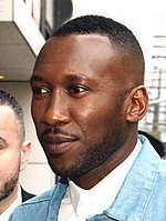 Photo o Mahershala Ali at the Toronto Film Festival in 2013.