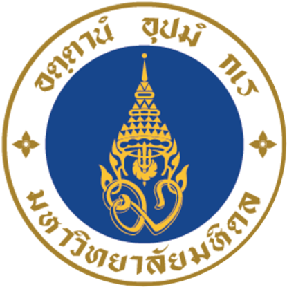 Mahidol University logo