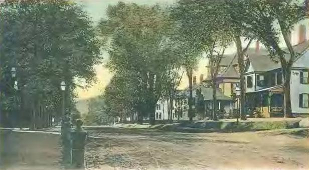Main Street, Pittsfield, NH