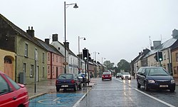 Main Street Castlemartyr, Co Cork.