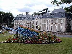 Épinay-sur-Orge - Town hall