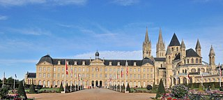 Caen Prefecture and commune in Normandy, France