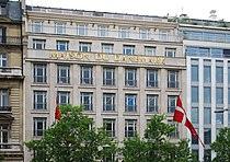 Maison du Danemark, Paris 17 July 2008.jpg