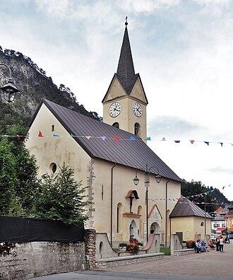 Malborghetto Valbruna - Parish Church