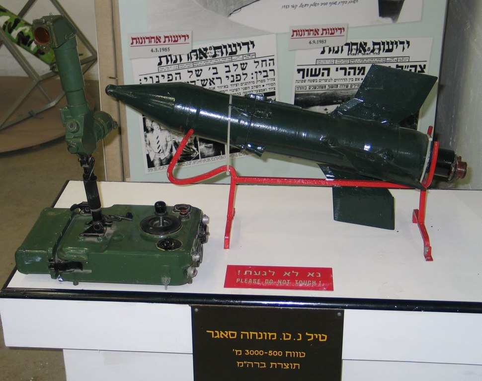 Maljutka-AT-3-Sagger-batey-haosef