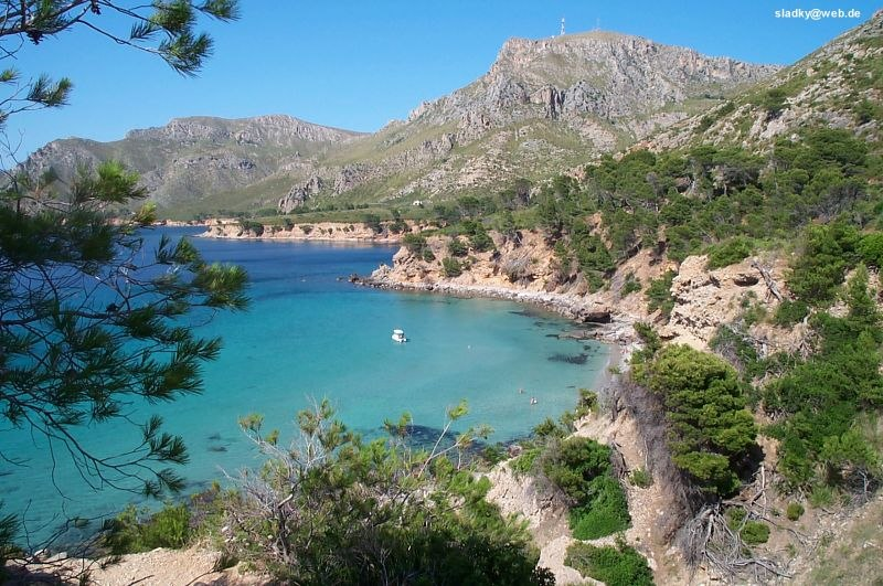 Mallorca Schweinebucht - panoramio