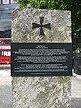 Malta George Cross Monument, London.jpg
