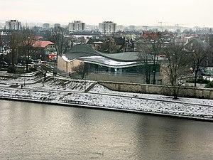Manggha - The museum seen from Wawel