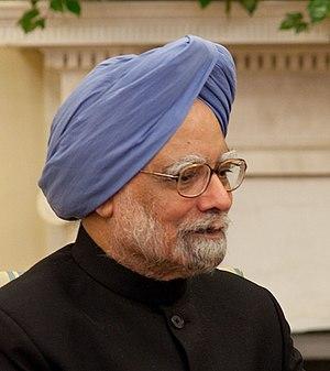 Manmohan Singh - Singh in 2009