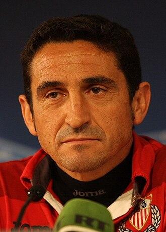 Manuel Jiménez Jiménez - Jiménez as a Sevilla manager