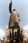 Mao Zedong Statue in North China.jpg