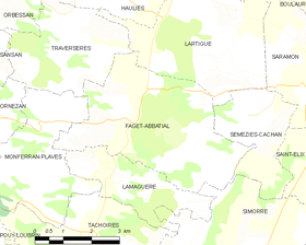 Map commune FR insee code 32130.png