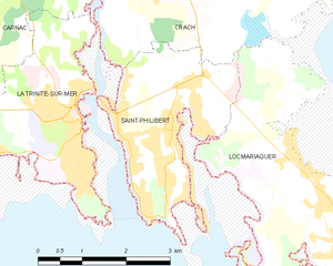 Map commune FR insee code 56233.png