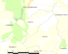 Map commune FR insee code 58070.png