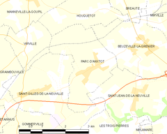 Map commune FR insee code 76494.png