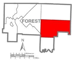 Jenks Township Forest County Pennsylvania  Wikipedia