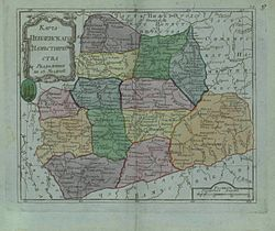 Map of Penza Namestnichestvo 1796 (small atlas).jpg