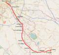 Mappa ferrovia Roma Velletri.png