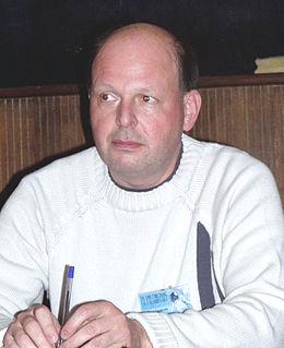 Marek Baraniecki Polish science fiction writer