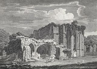 Margain Abbey, Glamorganshire