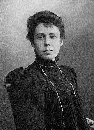 Margarete von Wrangell - Margarete von Wrangell, 1905